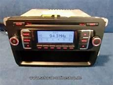 vw rcd 210 mp3 radio autoradio carradio car 1k0035156bx