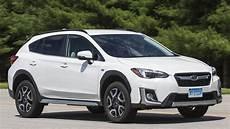 subaru crosstrek 2020 2019 subaru crosstrek hybrid drive review consumer