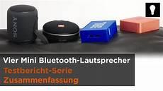 vier mini bluetooth lautsprecher im test jbl go go2