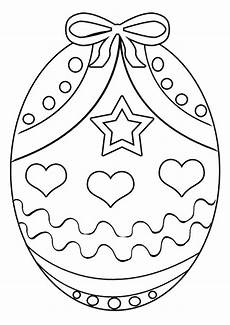 large easter egg coloring pages at getcolorings free