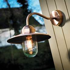 nordlux copper luxembourg outdoor wall light ip54 wandbeleuchtung len au 223 en und