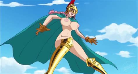 One Piece Rebecca Nude