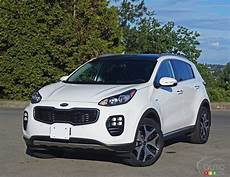 2017 Kia Sportage Sx Punches Way Above Its Weight Car
