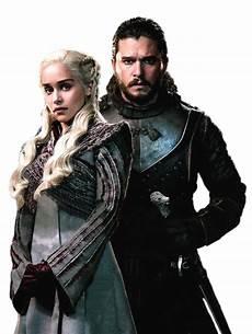 Jon Snow And Daenerys Targaryen Got Png 2 By
