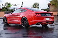 2016 Ford Mustang Gt 5 0 20 Quot Giovanna Wheels Rims Matte