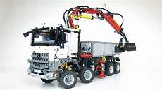 Lego Technic 42043 Mercedes Arocs 3245 Demo