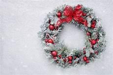 51 christmas wreaths wallpapers wallpapersafari