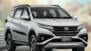 Upcoming Toyota RUSH  Philippines Unofficial Specs Yet