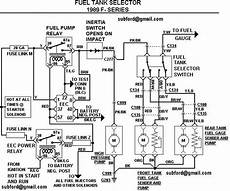 91 ford f150 wiring diagram working on 1989 f150 with front and rear tanks not getting fuel from either low pressure tank