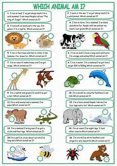 animal worksheets description 13834 describing animals worksheet free esl printable worksheets made by teachers