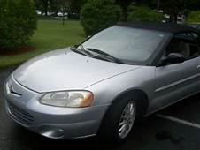 Find Used 2003 Chrysler Sebring LXi Convertible 2 Door
