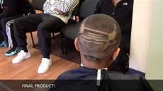 chicago bulls hair design cut youtube