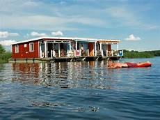 bunbo das bungalowboot fewo direkt ferien schwimmende