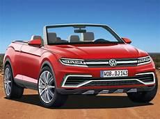 Vw T Roc Cabrio Iaa 2019 Vw Ein Golf F 252 R Alle F 228 Lle