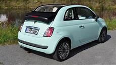 Fiat 500 Cabrio Farben - als cult besonders hochwertig fiat 500c mit viel komfort