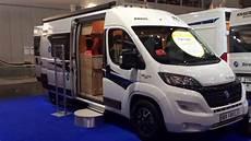 Knaus Boxstar 600 Family Caravan Salon 2016
