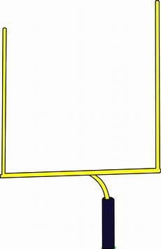 Football Goal Post Clipart