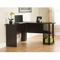 computer desk l shaped home office furniture with side