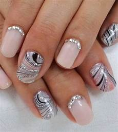 most pinned diamond nails on pinterest