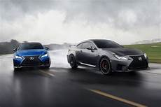 lexus goes all with 2020 rc f and rc f track