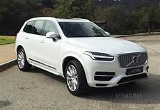 2016 volvo xc90 t8 in hybrid impresses with seven