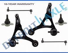 brand new 6pc complete front suspension kit for 2003 2013