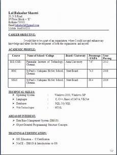 resume sles for freshers bsc resume ixiplay free resume