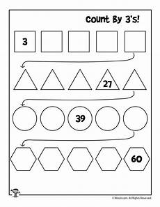 skip counting in 3 s worksheets 11936 count by 3 s worksheet woo jr activities