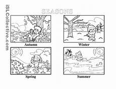 four seasons coloring worksheets 14776 image result for seasons for kindergarten