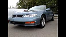 1998 acura cl 2 3l start up quick tour rev with