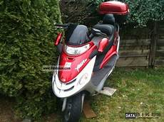 2004 Kymco Yager 50