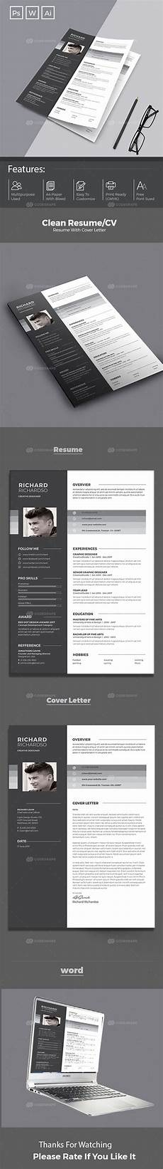 resume with images simple resume template clean resume