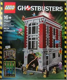 lego ghostbusters 75827 quot firehouse kaufen auf ricardo