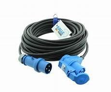 kalle das kabel gw 2 5 25 meter verl 228 ngerungskabel