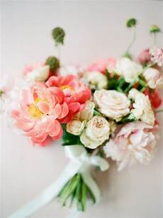 a gorgeous pink blush and wedding bouquet with lots of greenery for this fresh and bright
