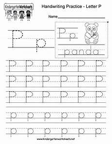 letter p worksheets free printables 23803 letter p writing practice worksheet free kindergarten worksheet for