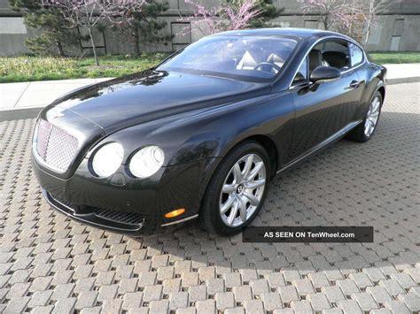 2005 Bentley Continental Gt 37k Car Is 100% Just Service