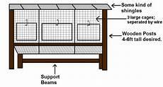 rabbit housing plans rabbit hutch plans 36 rabbit cage plans freeww com