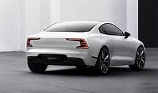 volvo polestar 1 2019 performance electric car