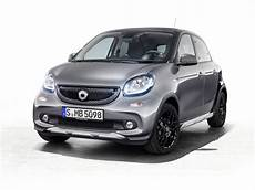 3 Key Features Of The Smart Forfour Crosstown Edition