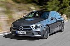 Mercedes A Klasse W177 2018 Fahrbericht Preis