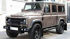 Defender Land Rover - 2014 land rover chelsea defender by kahn design
