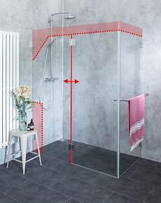 Duschabtrennung Nach Maß Kunststoff - duschw 228 nde glas g 252 nstig sanit 228 r verbindung