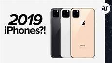 2019 iphone rumors upgraded face id usb c youtube