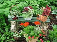 stunning low budget container gardens hgtv