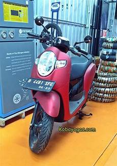Scoopy 2018 Modif by Modifikasi All New Honda Scoopy 2018 Modif Simpel Enak