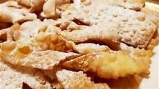 ricetta cannoncini iginio massari iginio massari chiacchiere lattughe bugie frappe crostoli cenci ricetta buonissima