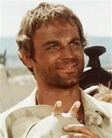 Terence Hill Augen - retro starportrait charmanter raufbold terence hill