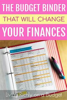 money worksheets 2034 the 2020 budget binder that will transform your finances