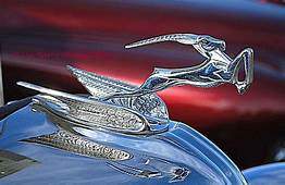 17 Best Images About Classic Car Hood Ornaments On